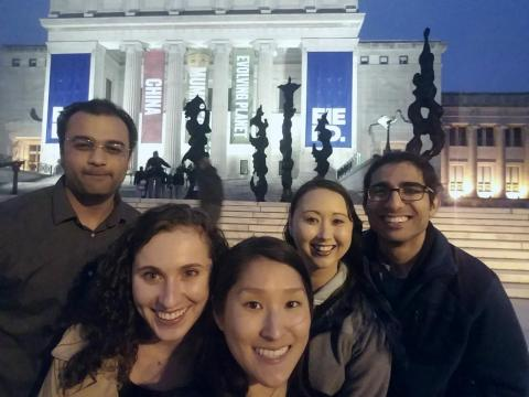 ASGCT 2018 - Gersbach lab at the Field Museum of Natural History